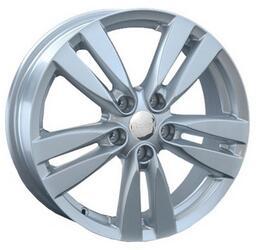 Автомобильный диск литой Replay NS82 6,5x16 5/114,3 ET 40 DIA 66,1 Sil