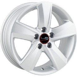 Автомобильный диск Литой LegeArtis VW81 6x15 5/100 ET 38 DIA 57,1 Sil