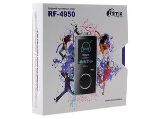 Мультимедиа плеер RITMIX RF-4950 черный