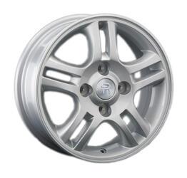 Автомобильный диск Литой Replay KI5 6x15 4/114,3 ET 43 DIA 67,1 Sil