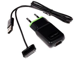 Сетевое зарядное устройство Vertex PN0540EUBK-GR/IPC12BKS8