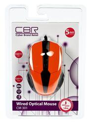 Мышь проводная CBR CM-301