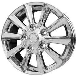Автомобильный диск Литой Replay TY43 8x18 5/150 ET 60 DIA 110,1 CH