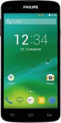 "5"" Смартфон Philips Xenium I908 16 ГБ черный"