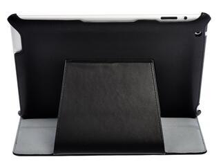 Чехол-книжка для планшета Apple iPad 2, Apple iPad 3 черный
