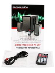 Колонки Dialog Progressive AP-207