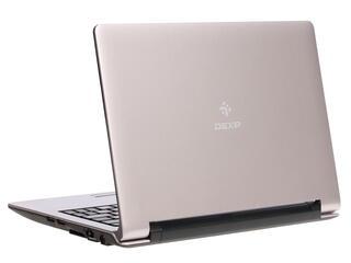 "11.6"" Ноутбук DEXP Athena T114 серебристый"