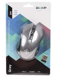 Мышь беспроводная DEXP WM-801GU