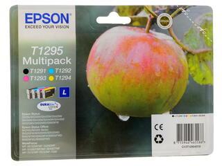Набор картриджей Epson T1295 (L) (C13T12954010)