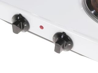 Плитка электрическая Мечта 212Т белый