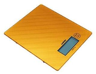 Кухонные весы Lumme LU-1318 Золото/орнамент