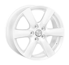 Автомобильный диск литой Replay TY24 7x17 5/112 ET 40 DIA 57,1 White