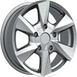 Автомобильный диск литой Replay TY90 8x18 5/150 ET 60 DIA 110,1 Sil