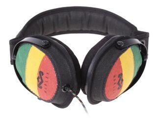 Наушники Marley Rise Up Rasta EM-JH063-RA
