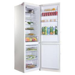 Холодильник с морозильником LG GA-B489YECA бежевый