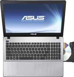 "Ноутбук Asus X550CC-XO072D Core i3-3217U/4Gb/500Gb/DVDRW/GT720M 2Gb/15.6""/HD/1366x768/Free DOS/BT4.0/6c/WiFi/Cam"