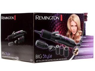 Фен-щетка Remington AS7055 черный