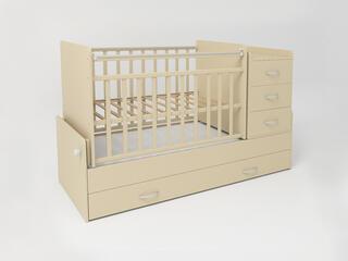 Кроватка-трансформер СКВ-5 534039