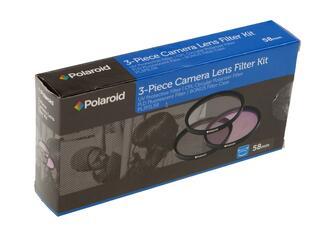 Набор фильтров Polaroid PL3FIL58