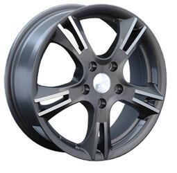 Автомобильный диск Литой LS 116 6x15 5/100 ET 43 DIA 57,1 FGMF