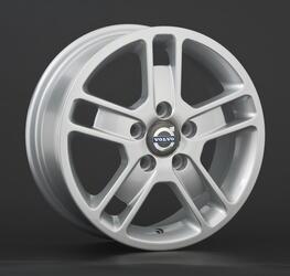 Автомобильный диск литой Replay V6 6,5x16 5/114,3 ET 35 DIA 60,1 Sil
