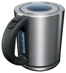 Электрочайник Bork K500 черный, серебристый