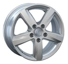 Автомобильный диск литой Replay SK59 6x15 5/112 ET 43 DIA 57,1 Sil