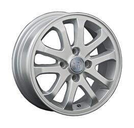 Автомобильный диск литой Replay FA2 5,5x14 4/100 ET 42 DIA 54,1 Sil
