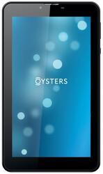 "7"" Планшет Oysters T72HS 4 Гб 3G черный"