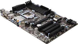 Плата ASRock LGA1155 Z77 Pro4 4xDDR3-2800 2xPCI-Ex16 HDMI/DVI/DSub 8ch 4xSATA 4xSATA3 4xUSB3 GLAN ATX
