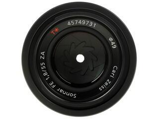 Объектив Sony Sonnar T* FE 55mm F1.8 ZA