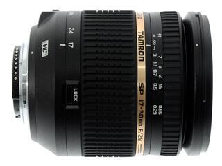Объектив Tamron SP 17-50mm F2.8 Di II VC LD