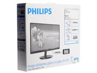 """23"""" Монитор Philips 234E5QHAW"""