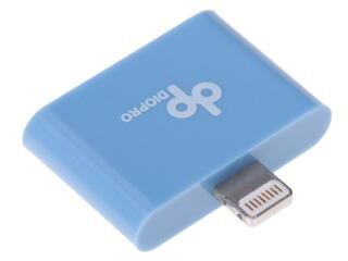 Переходник DIOPRO VAP-CBL5312 30-pin - Lightning 8-pin синий