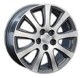 Автомобильный диск литой Replay TY36 7x17 5/114,3 ET 39 DIA 60,1 Sil
