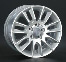 Автомобильный диск литой Replay SK30 6x14 5/100 ET 55 DIA 63,3 Sil