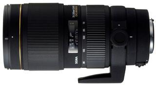 Объектив Sigma AF 70-200mm APO F2.8 EX DG MACRO HSM