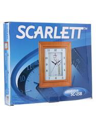 Часы настенные Scarlett SC-25B