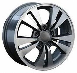 Автомобильный диск Литой LegeArtis H25 6,5x16 5/114,3 ET 45 DIA 64,1 GM