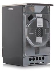 Электрическая плита Hansa FCCX58240 серебристый, черный