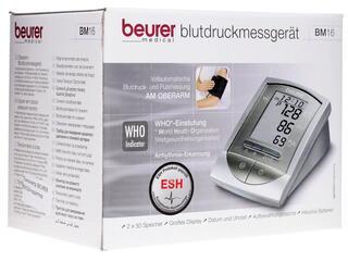 Тонометр Beurer BМ16