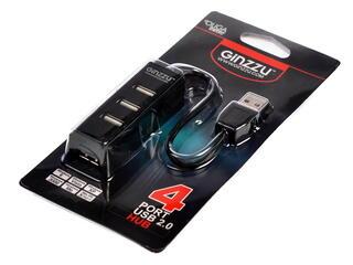USB-разветвитель Ginzzu GR-464UB