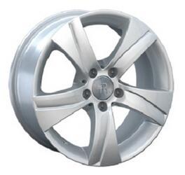 Автомобильный диск литой Replay MR77 8,5x17 5/112 ET 30 DIA 66,6 Sil
