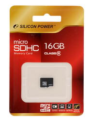 Карта памяти Trans Flash microSDHC 16 Гб