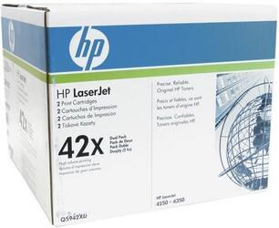 Картридж лазерный HP 42X (Q5942XD)