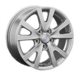 Автомобильный диск литой Replay MZ26 6,5x16 5/114,3 ET 50 DIA 67,1 Sil