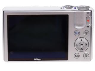 Компактная камера Nikon Coolpix S7000 белый