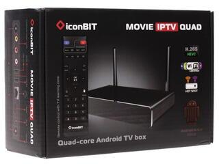 Медиаплеер iconBIT Movie IPTV Quad