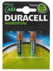 Аккумулятор Duracell HR03 950 мАч