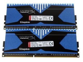 Оперативная память Kingston HyperX Predator [KHX21C11T2K2/8X/KHX321C11T2K2/8] 8 Гб